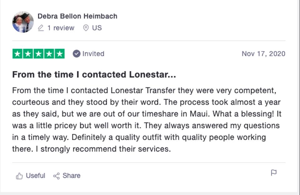Lonestar Transfer