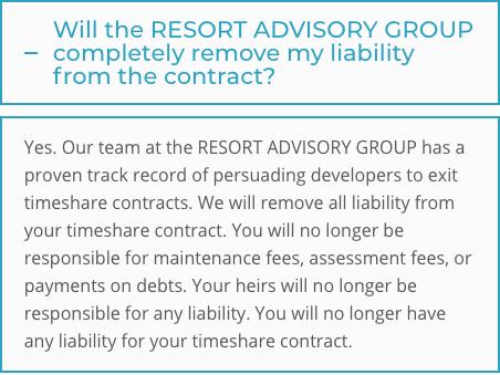 Resort Advisory Group
