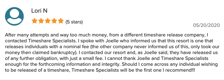Timeshare Specialists